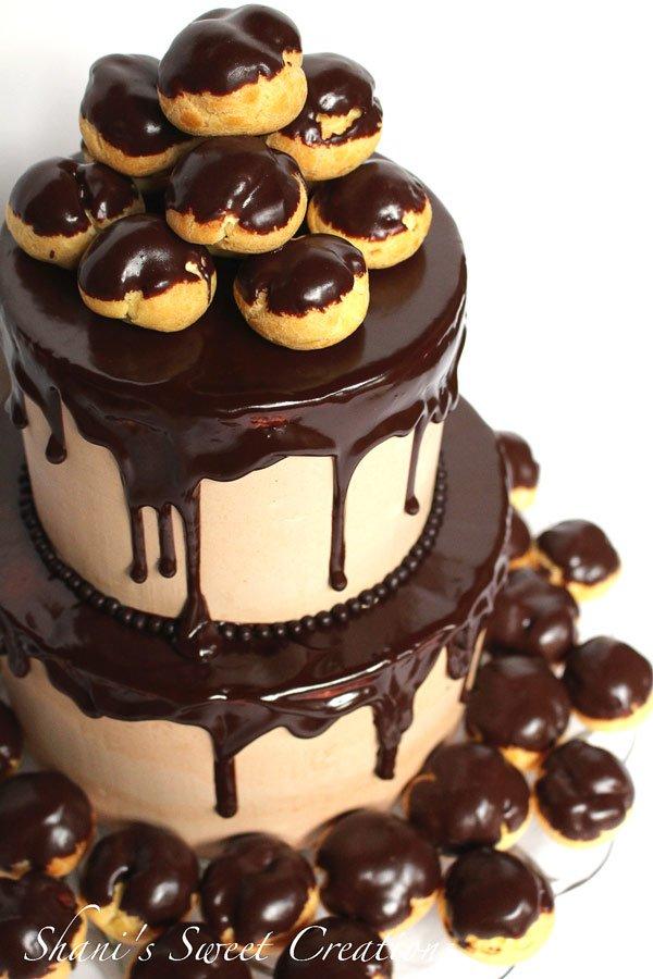 Wedding Cake Gallery - Shani s Sweet Art