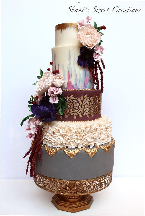 Wedding Cake Gallery Shanis Sweet Art - Wedding Cakes Gallery