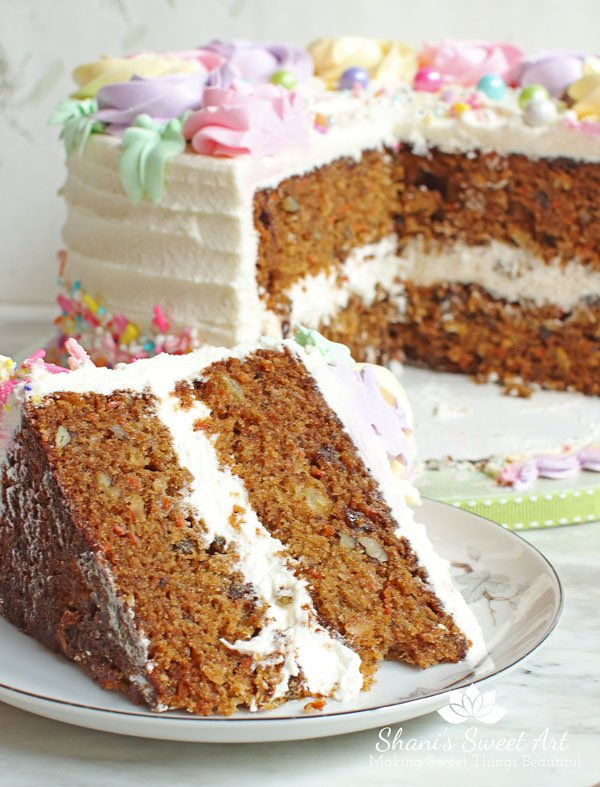 How To Make Moist Carrot Cake From Box