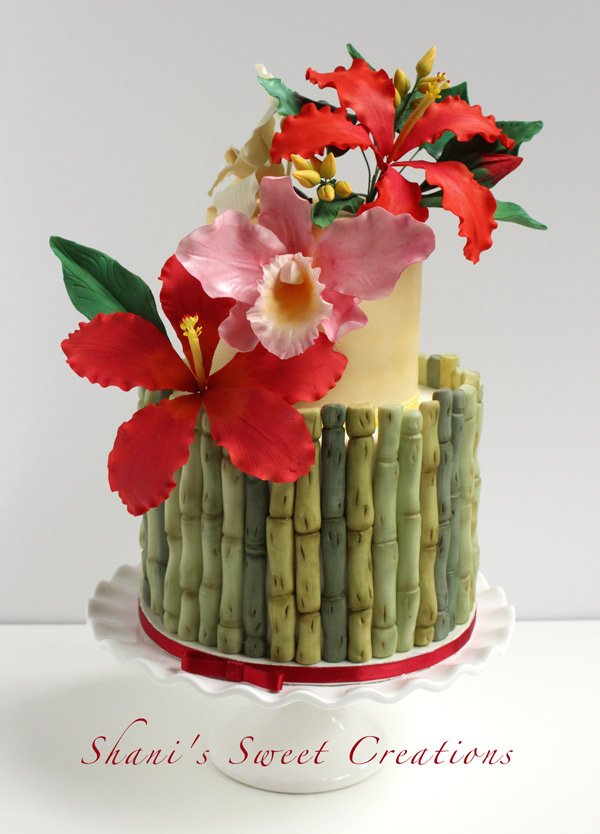 Wedding Cake Gallery Shanis Sweet Art