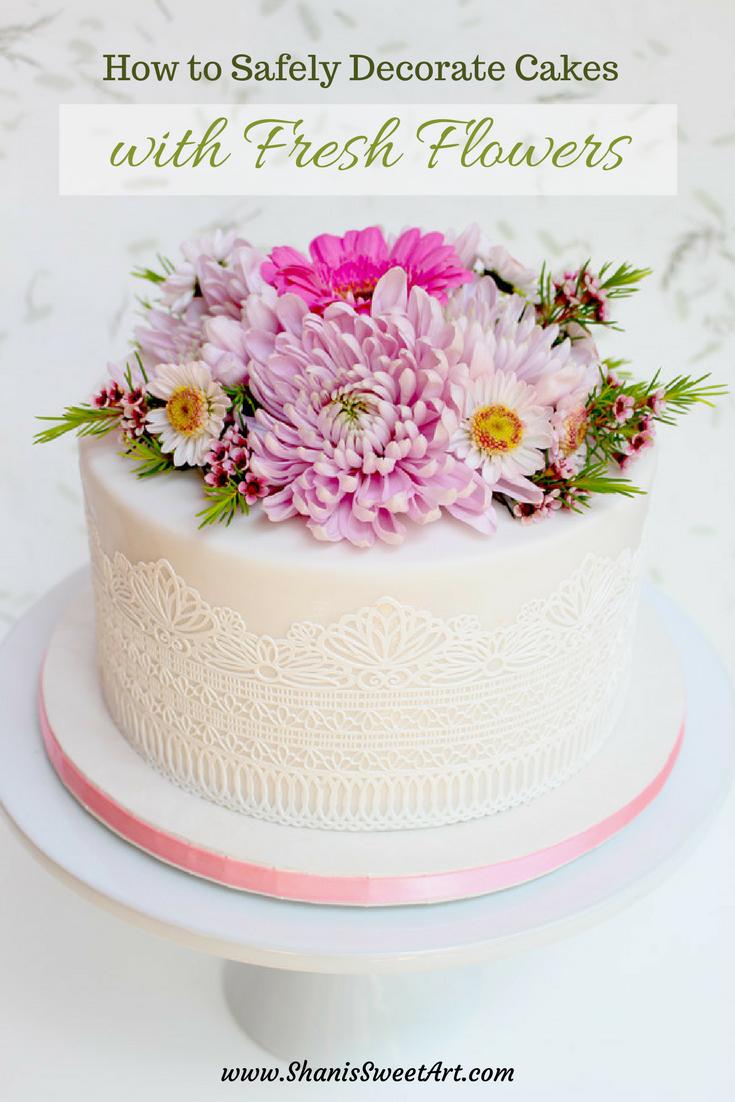 Flower Identification Guide For Cake Decorators Shanis Sweet Art