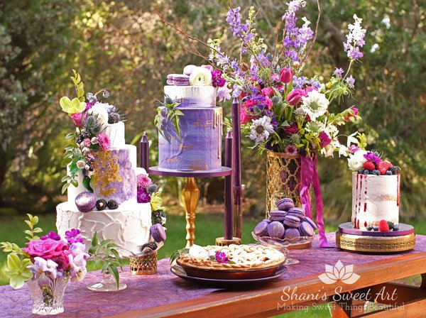 wedding cake pictures 2018 2018 wedding cake trends upscale rustic shani s sweet 23432