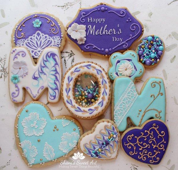 декор печива для мами
